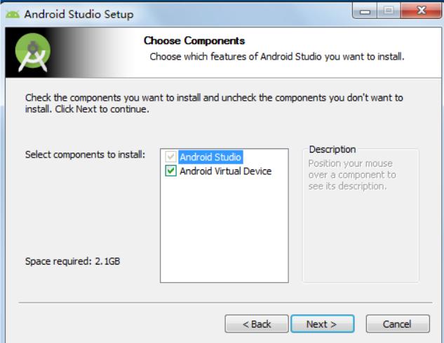 Android studio安装教程