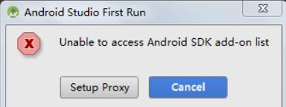 Android studio下载教程