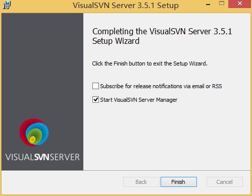 Windows系统下 SVN安装教程
